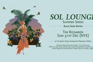 Sol Lounge #2 (NYE): Tim Richards & friends