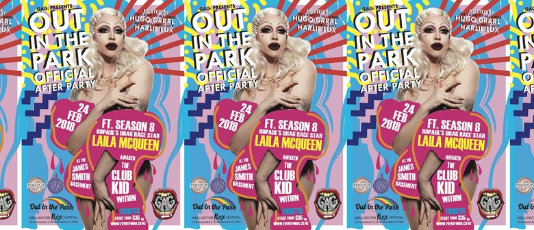 Out in the Park Official After Party ft. Laila McQueen!
