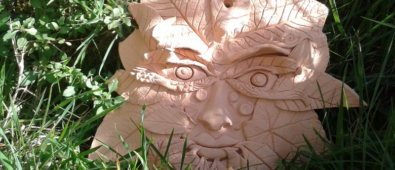 Clay Forest Face Tile Class