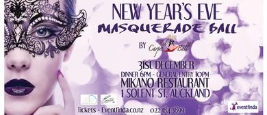 New Year Masquerade Ball 2017