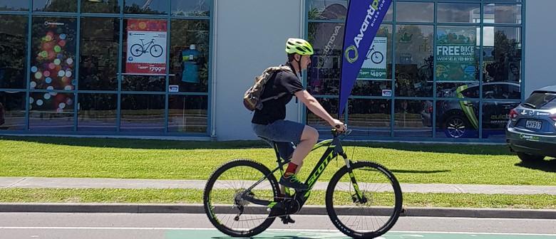 E-bike Information and Demo Day