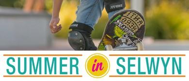 Faringdon Summer Skate Jam - Tai Tapu