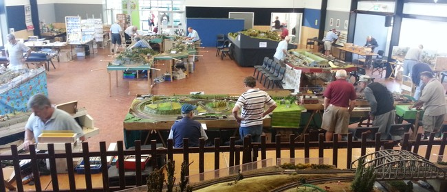 Tauranga Annual Model Railway Show for 2018