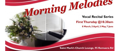 Morning Melodies - Vocal Recital Series