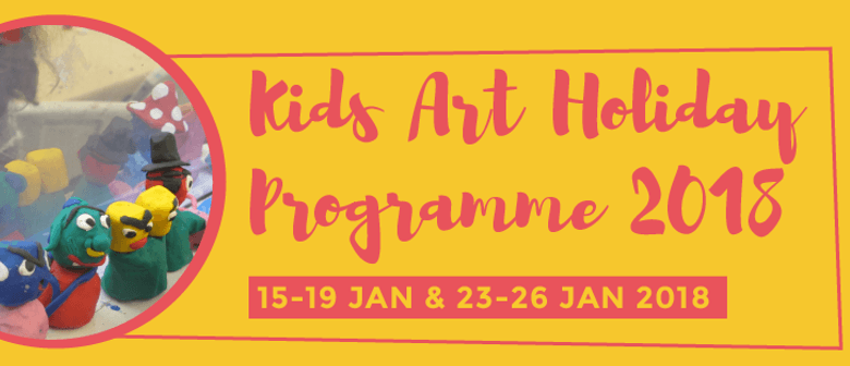 Kids Art Holiday Programme