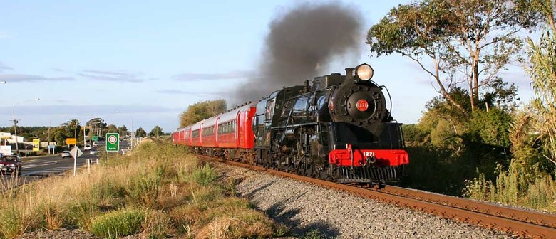 The Mangaweka Express