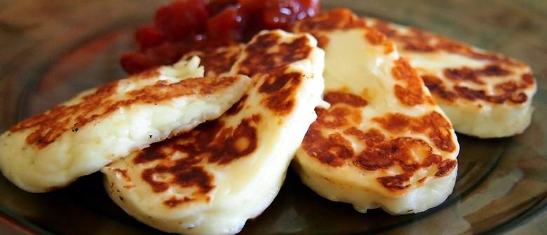Learn to Make Halloumi Cheese