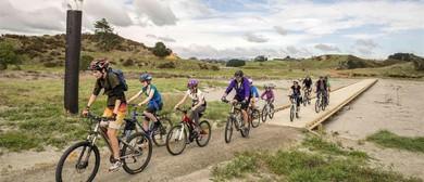 Opotiki BBB Bike Ride along the Dunes Trail