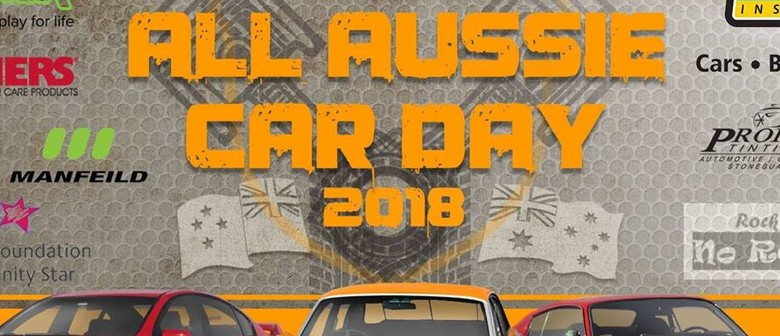 All Aussie Car Show