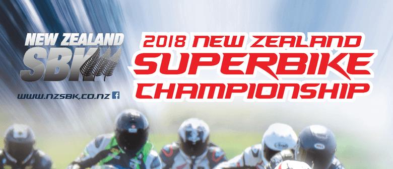 2018 New Zealand Superbike Championship - Round 2