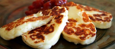 Learn to Make Halloumi Cheese