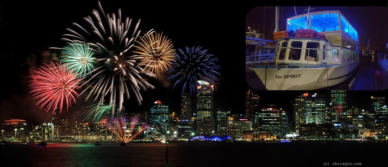 New Year's Eve Harbour Cruise
