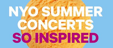 NYO Summer Concerts