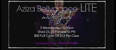 Aziza Bellydance Lite With Judy
