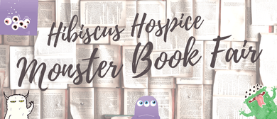 Hibiscus Hospice Monster Book Fair