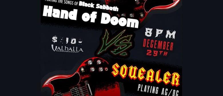 Hand of Doom vs Squealer