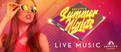 Summer Nights - Live Music