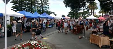 Market In Association With the Orewa Boulevard Arts Fiesta
