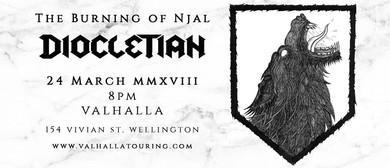 Diocletian Wellington Debut
