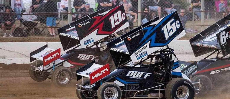 Sprintcar War of the Wings (Rnd 5), Christmas Champs