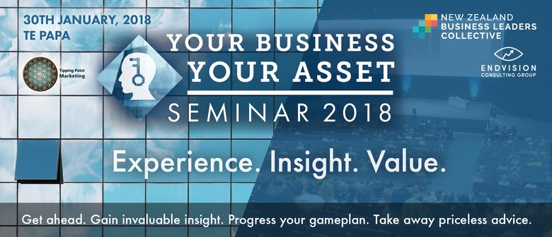 """Your Business - Your Asset"" Seminar 2018"