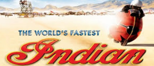 Night Owl Cinema presents The World's Fastest Indian