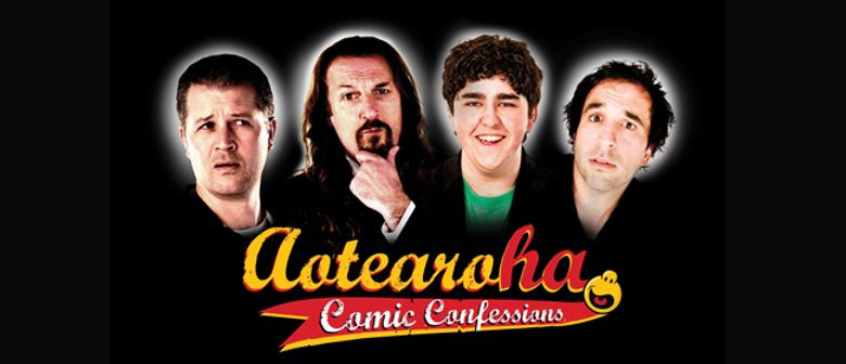 AotearoHA Comic Confessions