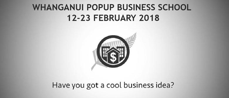 Whanganui PopUp Business School