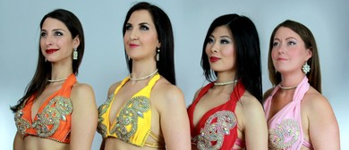 Phoenix Belly Dance - Summer Workshops Day