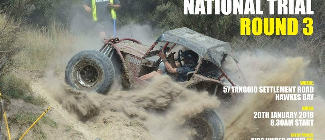 Hawkes Bay National 4x4 Trial Round 3