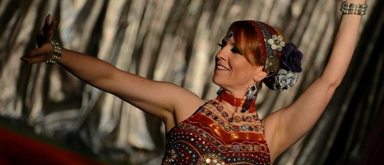 Fusion Belly Dance Classes with TribalDiva