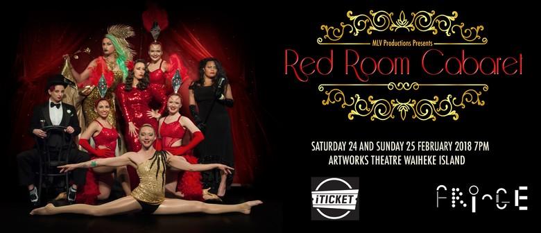 Red Room Cabaret - Auckland Fringe Festival