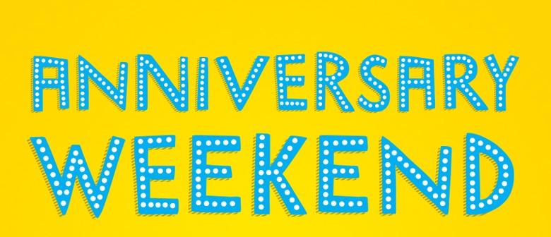 HA! Anniversary Weekend New Pros Showcase