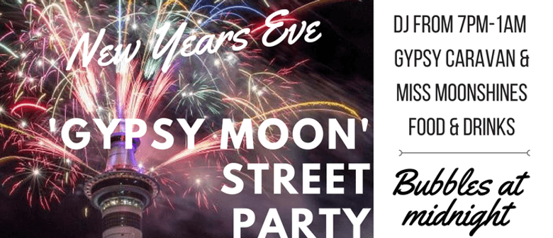 New Years Eve 'gypsy Moon' Street Party