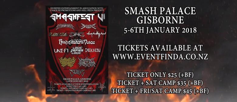 Hell SmashFest VI