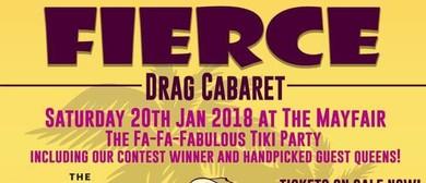 Fierce Taranaki Drag Tiki Party Cabaret