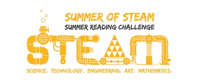 Summer of STEAM Bingo Reading Challenge Finale