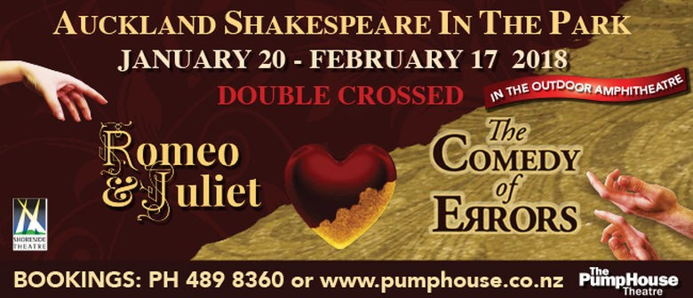 Romeo and Juliet - Auckland Shakespeare In the Park 2018