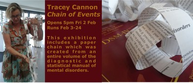 Chain of Events Exhibition