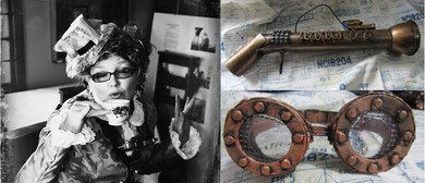 Children's Workshop: Steampunk Ray Gun Making