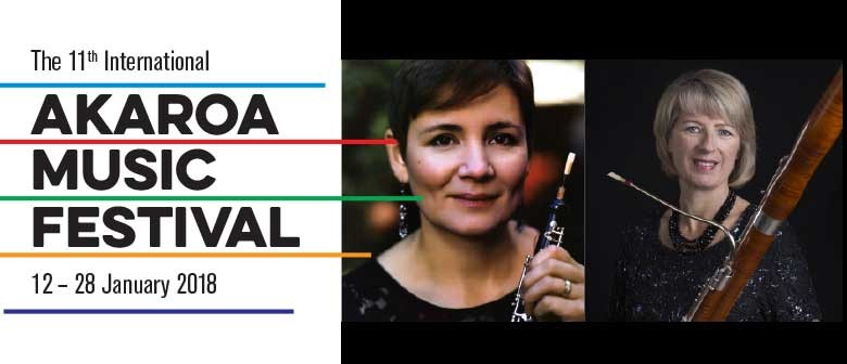 International Akaroa Music Festival - Woodwind Extravaganza