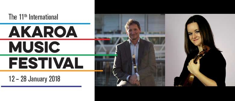 International Akaroa Music Festival - Water Music