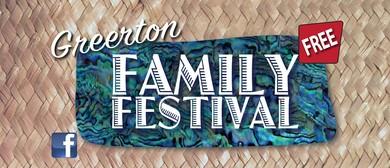 Greerton Family Festival 2018