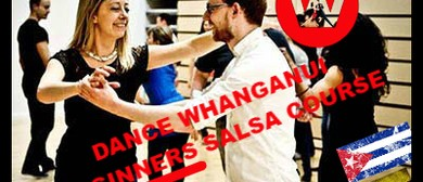 Adult Salsa Beginner Course