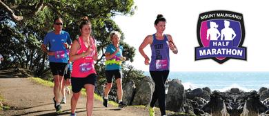 Mount Maunganui Half Marathon