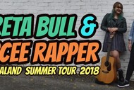 Arcee Rapper & Greta Bull: NZ Tour