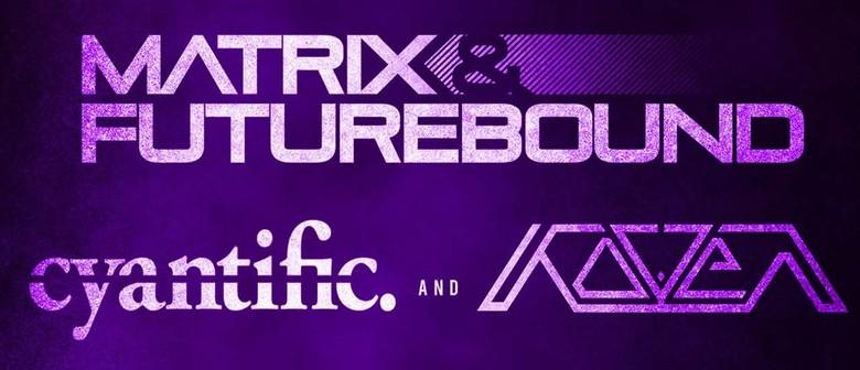 Viper Live Tour ft Matrix & Futurebound, Cyantific & Koven