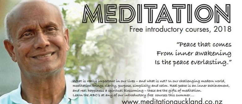 Learn to Meditate (Course Code: B)