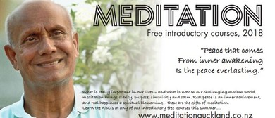 Learn to Meditate (Course Code: E)