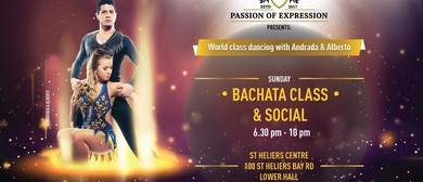 Bachata Class and Social Event: CANCELLED